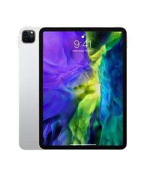 "Apple iPad Pro 11"" (2nd Generation) Wi-Fi + Cellular 1TB - Silver (MXE92X/A)"