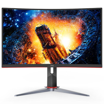 "AOC C32G2E/75 32"" Curved 2K FreeSync Gaming Monitor 165hz DP/HDMI/VGA"