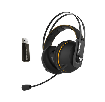 Asus TUF Gaming H7 Yellow Headset