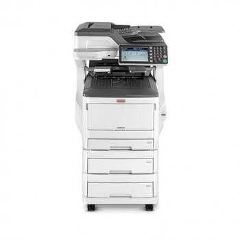OKI MC853dnx 23ppm A3 Colour Multifunction Laser LED Printer