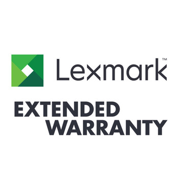 Lexmark In-Warranty 1 Year Renewal Onsite Repair Next Business Day Response for MX431adn
