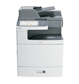 Lexmark X792de 47ppm A4 Colour Multifunction Laser Printer (Second Hand - Used)