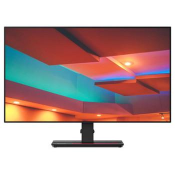 """Lenovo ThinkVision P27Q-20 27"""" QHD Monitor HDMI+DP+USB-B 3yr"""