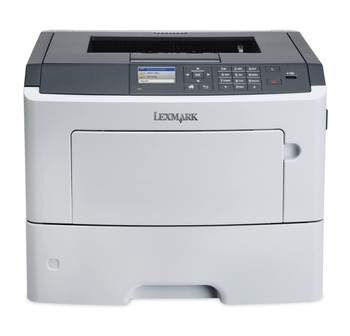 Lexmark MS610dn 47ppm A4 Mono Laser Printer (Second Hand - Used)