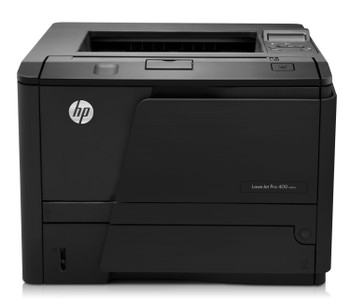 HP LaserJet Pro 400 M401n 33ppm A4 Mono Laser Printer (Second Hand - Used)