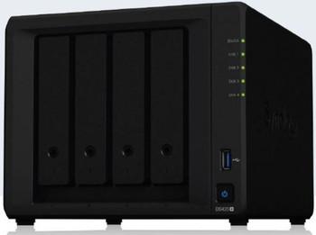 "Synology DiskStation DS420+ 4-Bay 3.5"" Diskless, Intel Celeron J4025 2-core, 2xGbE NAS (SMB) - 2GB RAM, 2 x USB3, - Launch 18Jun (Tentative)"