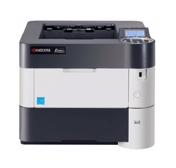 Kyocera ECOSYS FS-4200DN 50ppm A4 Workgroup Mono Laser Printer (Second Hand - Used)