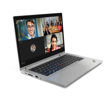 """Lenovo ThinkPad L13 Yoga 13.3"""" Touch Notebook PC I7-10510u 8GB 256GB W10P 1y"""