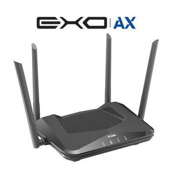 D-Link Smart AX1500 Wi-Fi 6 Router