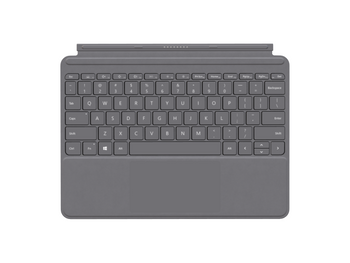 Microsoft Surface Go Signature Keyboard Type Cover - Light Charcoal