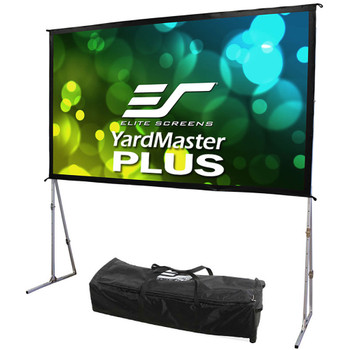 ELITE SCREENS 180 169 OUTDOOR PROJECTOR SCREEN - YARDMASTER FRONT PROJECTION