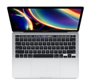 "Apple MacBook Pro 13"" Touch Bar 2.0GHz I5 16GB 512GB - Silver (MWP72X/A)"