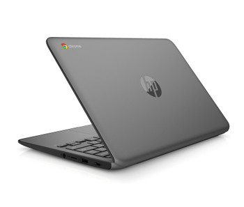"HP Chromebook 11A G6 EE (Education Edition) with AMD A4-9120C APU, 11.6"" HD, 4GB, 32 GB eMMC"