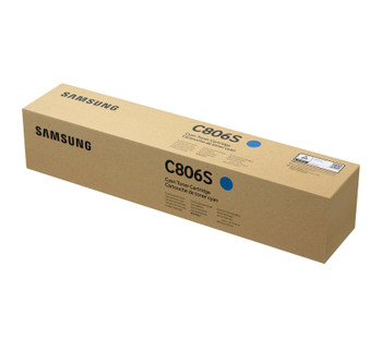 Samsung CLT-C806S MX7 Series Cyan Toner Cartridge for X7600, X7500, X7400 (SS554A)