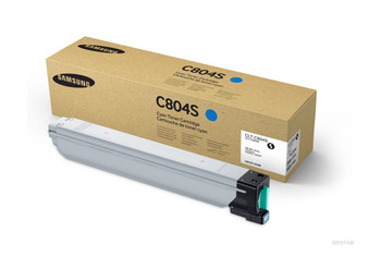 SAMSUNG SL-X3280 15,000 PAGES CYAN TONER (CLT-C804S/SEE)