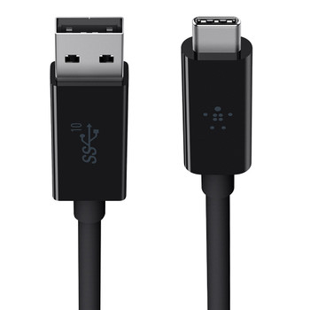 Belkin 3.1 USB-A to USB-C Charge/Sync Cable