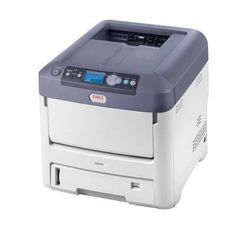 OKI C711n 34-36ppm A4 Workgroup Colour LED Laser Printer