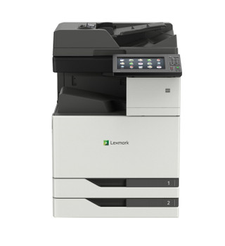 Lexmark CX922de 45 ppm A3 Colour Laser Multifunction Printer