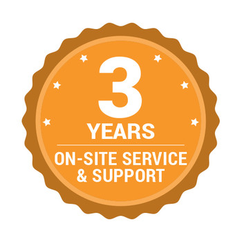 MFP-3YR-OSS 3 YEAR ON-SITE SUPPORT AND SERVICE PACK FOR - iPF TECHNICAL MACHINES L SCAN