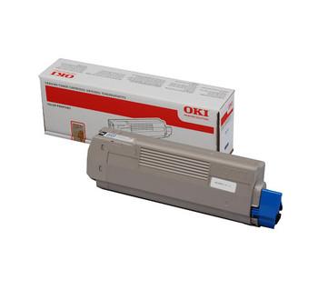OKI C910 Black Toner Cartridge