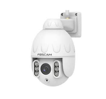 FOSCAM 2 MEGAPIXELS 1080P PANTILTZOOM DUAL-BAND WI-FIWIRED IP CAMERA