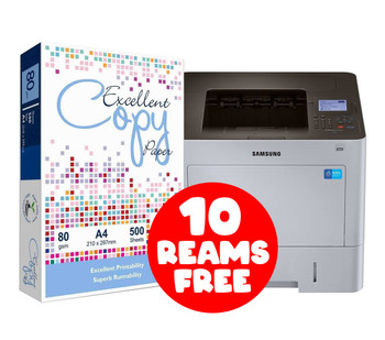 Samsung ProXpress M4530ND + FREE 10 Reams of Excellent A4 Paper