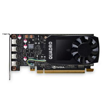 Buy 15 x P1000 and get 1 x P620 FREE Leadtek Quadro P1000 Work Station Graphics Card PCIE 4GB DDR5, 4H(mDP), Single Slot, 1x Fan