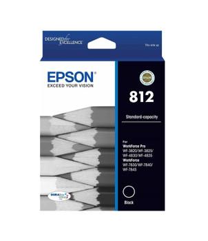 Epson 812 Black Ink Cartridge
