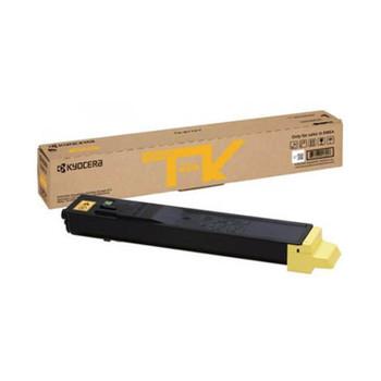 Kyocera Toner Kit TK-8119Y Yellow (6k Yield)