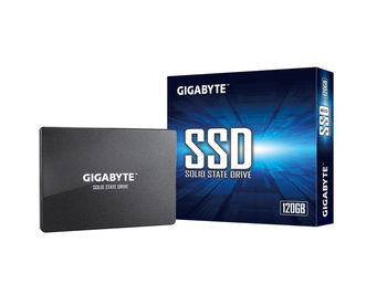 "Intel BXNUC10i7FNH4 NUC Kit + Gigabyte 120GB 2.5"" SSD GP-GSTFS31120GNTD-GB"