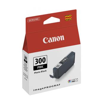 Canon PFI300 Photo Black Ink Tank