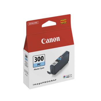 Canon PFI300 Photo Cyan Ink Tank