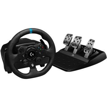 Logitech G923 Racing Wheel And Pedals For Xbox One/pc, Trueforce- 2yr Wty