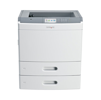 Lexmark C792de 47ppm A4 Colour Laser Printer + Tray (Second Hand - Used)