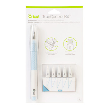 Cricut TrueControl Kit, Blue