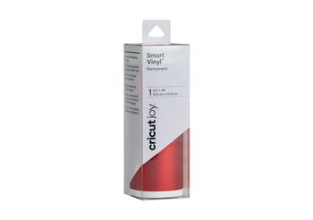Cricut Joy™ Smart Vinyl™ Shimmer Red - Permanent