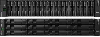 Storage ThinkSystem DE2000H SAS Hybrid Flash Array LFF (16 GB cache)