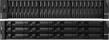 Storage ThinkSystem DE2000H SAS Hybrid Flash Array SFF (16 GB cache)