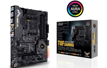 AMD AM4 X570 ATX gaming motherboard with PCIe 4.0, dual M.2, Wi-Fi, 12+2 with Dr. MOS power stage, HDMI, DP, SATA 6Gb/s