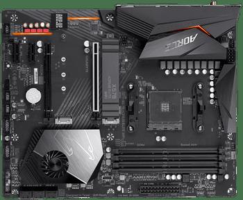 AMD, X570, AORUS ELITE WIFI, AM4, 4xDDR4, 1xHDMI, 1xRJ45,4xPCI-E, 802.11 ac, ATX, 2xM.2, 6xSATA, 3 Years Warranty