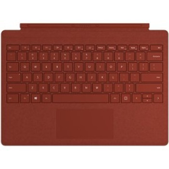 Surface Pro Signature Type Cover Commercial Poppy Red