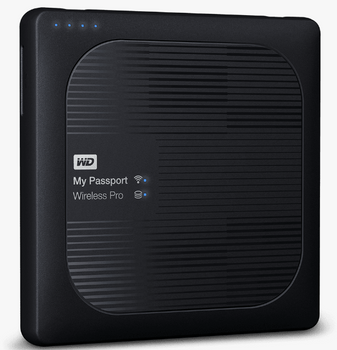 MY PASSPORT WIRELESS PRO 2TB BLACK AUS/NZ
