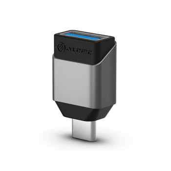 ALOGIC Ultra Mini USB 3.1 (Gen 1) USB-C to USB-A Adapter - Space Grey  - MOQ:5