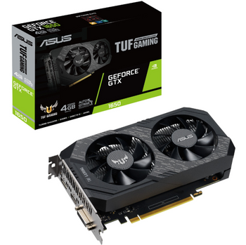 ASUS NVIDIA TUF Gaming GeForce GTX 1650 SUPER OC Edition 4GB GDDR6 rocks high refresh rates