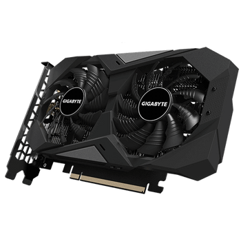 GIGABYTE NVIDIA GeForce GTX 1650 D6 WINDFORCE OC 4G