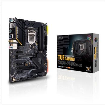 ASUS Intel Z490 Gaming Motherboard 10th Gen Intel Comet Lake Desktop CPU