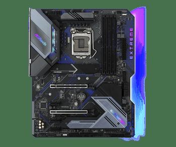 Intel Z490; ATX; 4 DIMM; PCIe x16: 2(x16, x4), PCIe x1: 3, 1 WiFi Key E, 1 SSD for RKL, HDMI, D-Sub, 2x Rear USB 3.2 Gen2, 8x USB 3.2 Gen1