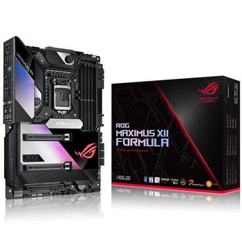 ASUS Intel ROG Z490 Gaming Motherboards for Comet Lake S 10th Gen CPU
