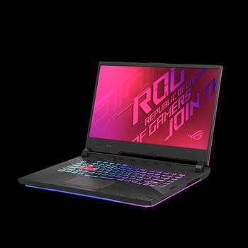 ROG Strix G, i7-10750H, WIN10-H, 15.6 FHD 144Hz, 16GB (2 x 8GB), 512G PCIE, GTX 1660 Ti-GDDR6 6GB, , Black , 2 YR PUR