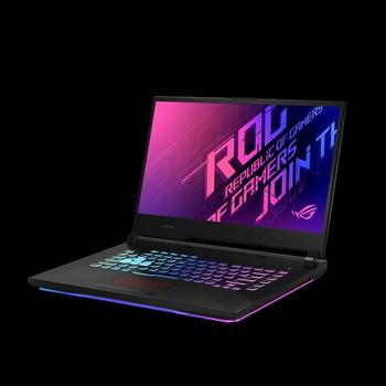 ROG Strix G, i7-10750H, WIN10-H, 15.6 FHD 144Hz, 16GB (2 x 8GB), 512G PCIE, RTX 2060-GDDR6 6GB, , Black , 2 YR PUR